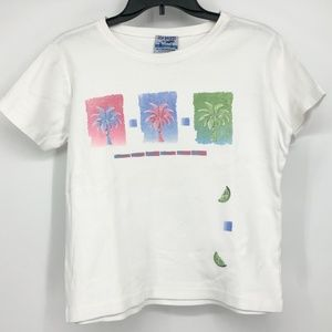 Sea Breeze of CA Palm trees Graphic shirt